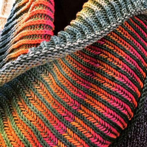 Saturday January 17th, 2015, 2pm - seating is limited! The Brioche stitch can be difficult to learnfrom a written pattern, but seeing Brioche in action may be