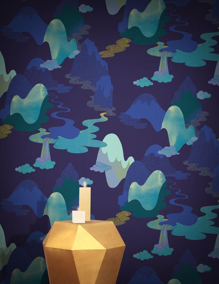 Dreamscape Wallpaper – Night