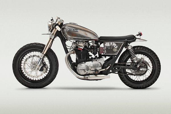 #caferacer #motorcycle