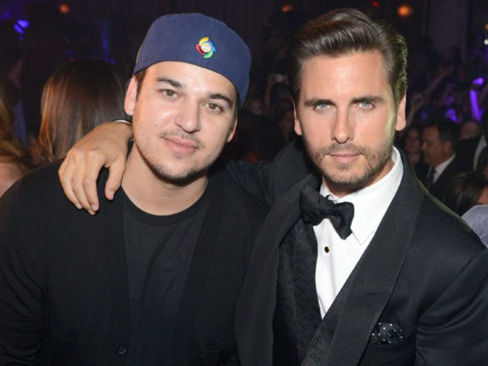 Here's why Scott Disick knows Rob Kardashian is going to be a great dad