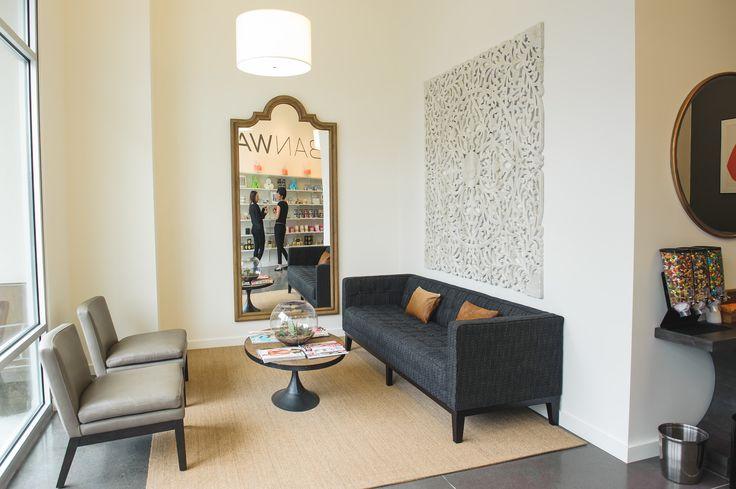 Urban Waxx Timberland lounge
