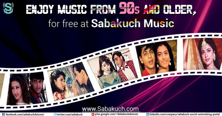 Enjoy music from #90s & older for free at #Sabakuch #Music : https://goo.gl/8zQCpj  #songs #music #oldsongs #mp3 #bollywoodmusic #latestsongs
