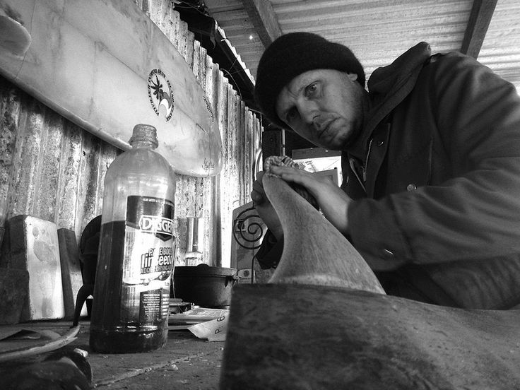 Hults Bruk axe clean up sharpen
