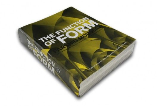 The Function of Form: Farshid Moussavi.  Actar and Harvard GSD, 2009.