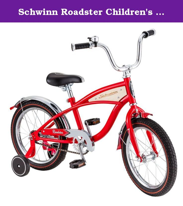 09f751c1ac0 Schwinn Roadster Children's Bicycle, 16