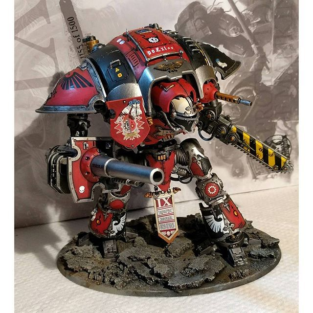 I found this awesome model painted by thehillslam on the Games Workshop web store.