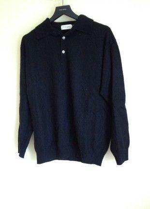 Kaufe meinen Artikel bei #Kleiderkreisel http://www.kleiderkreisel.de/herrenmode/pullis-and-hoodies/157380945-schwarzer-christian-berg-pullover-gr-xl