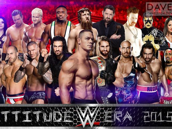 Find out which WWE Wrestler you are! You could be John Cena, Daniel Bryan, Dolph Ziggler! AND A LOT MORE!