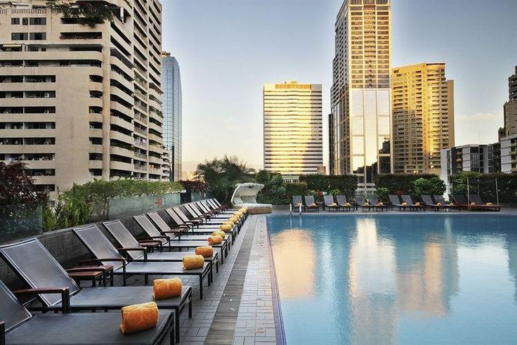 ★★★★ Rembrandt Hotel Bangkok #Pool #Sukhumvit #Bangkok #Thailand