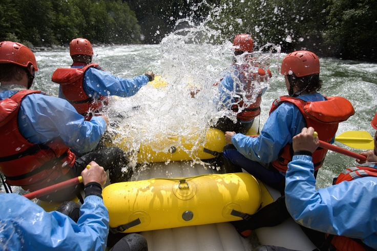 REO Rafting Resort - Nahatatch Canyon - http://travelthecanyon.com
