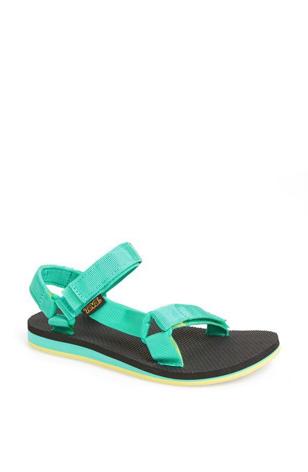 Pin for Later: Pick Your Pair: 50 Sandals Under $50 Teva Sandal Teva Original Sandal ($40)