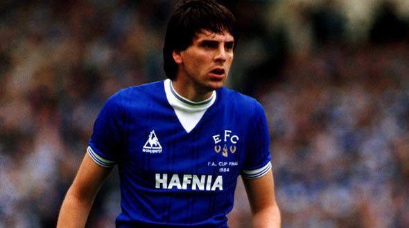 Graeme Sharp - 1984 FA Cup Final