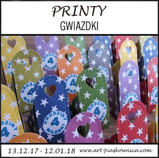 """.:Art - Piaskownica:.: PRINTY """"gwiazdki"""" - edycja sponsorowana"""