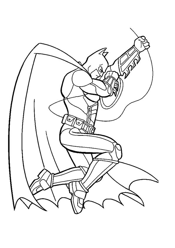 BAÚ DA WEB: Batman para colorir. Desenhos do Batman e Robin para pintar, colorir ou imprimir