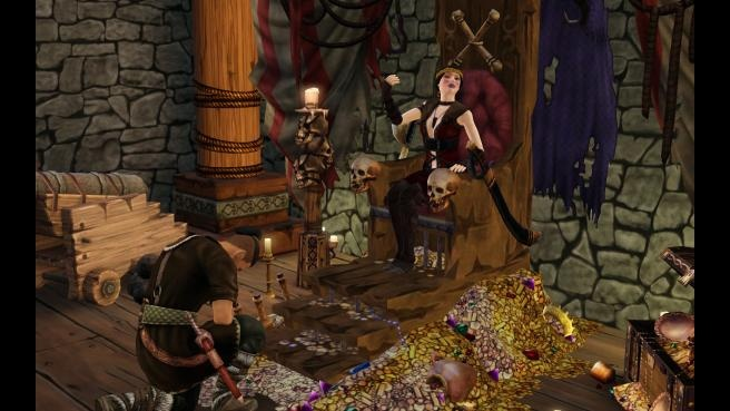 Les Sims Medieval - Nobles et Pirates