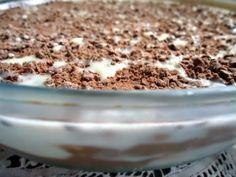 Sobremesa de Chocolate com Leite Ninho