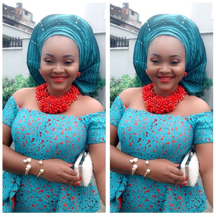 There are so many gorgeous fabrics available with series of colors and patterns; this has made it easier than ever to pick best Aso Ebi combinations. There are a couple…