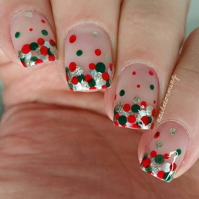 23 Best Images About Christmas Nails