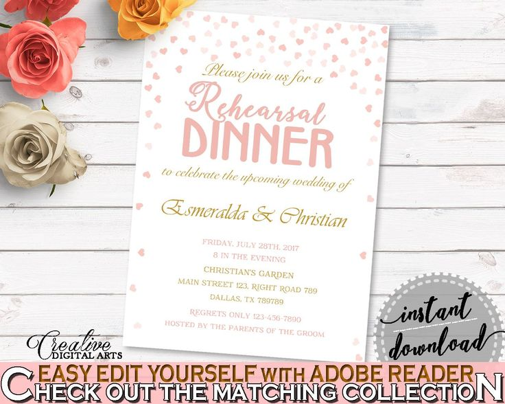 Who Is Invited To The Wedding Rehearsal Dinner: Best 25+ Rehearsal Dinner Invitations Ideas On Pinterest