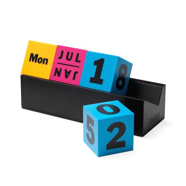 MoMa Cubes Kalender