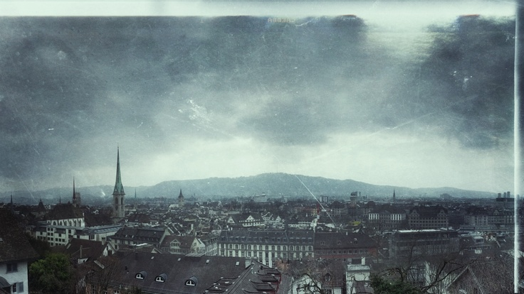 Zurich Old Town by Thomas Lottermoser: http://pinterest.com/manganite/