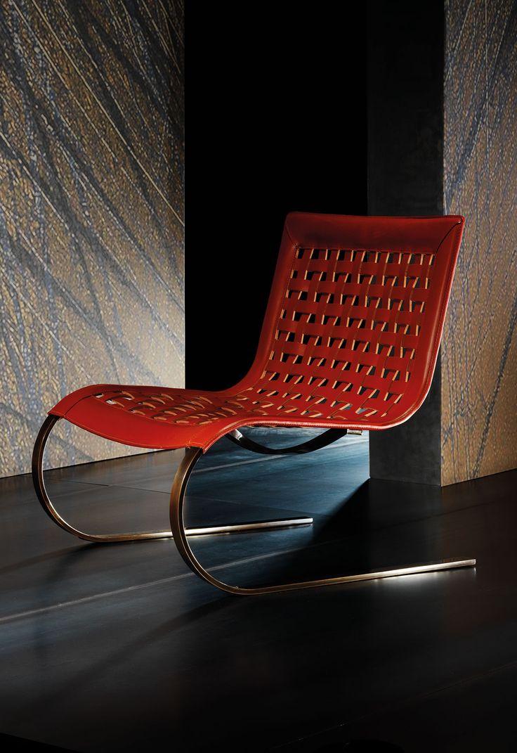 O'Mies poltrona lounge design Giancarlo Vegni