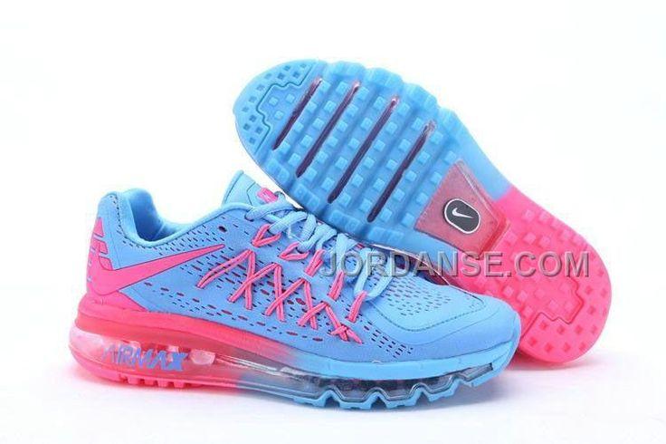 https://www.jordanse.com/air-max-2015-women-blue-pink-new-arrival.html AIR MAX 2015 WOMEN BLUE PINK NEW ARRIVAL Only 79.00€ , Free Shipping!