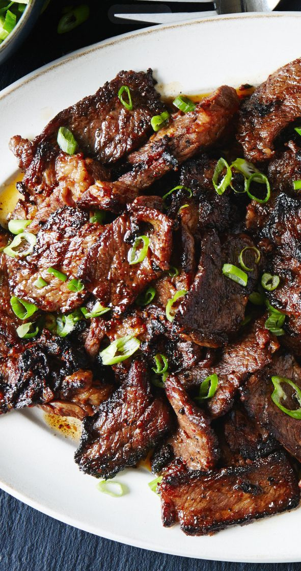 Basic bulgogi (Korean Beef BBQ) recipe: You will be using this marinade on EVERYTHING.