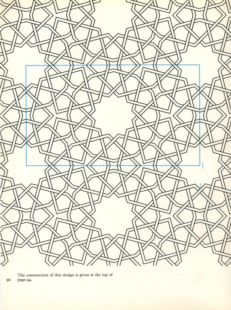 Pattern in Islamic Art - PIA 090