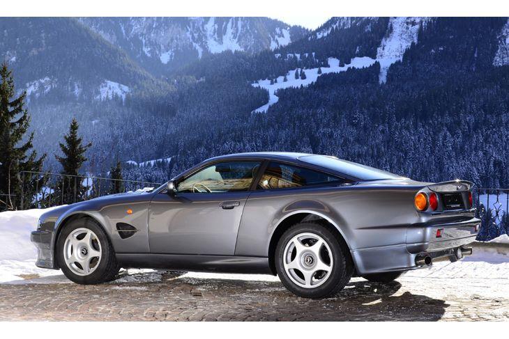 2000-Aston Martin V600 Vantage Le Mans