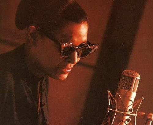 Billie Holiday. Last recording session on March 3, 1959.                                                                                                                                                                                 More
