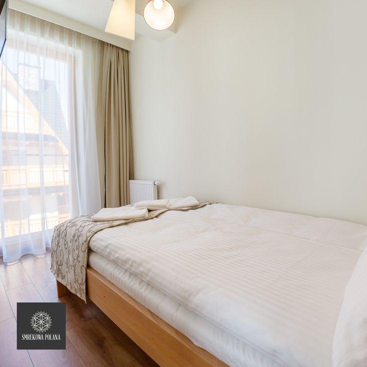Apartament Świastówka - zapraszamy! #poland #polska #malopolska #zakopane #resort #apartamenty #apartamentos #noclegi #bedroom #sypialnia