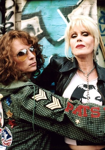 Absolutely Fabulous: , enough said!