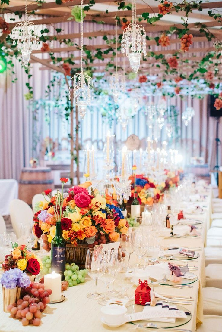 13 best wedding locations images on pinterest wedding bring the beauty of the garden indoors by filling wooden baskets with brightly coloured flowers to enhance any table setting at the ritz carlton junglespirit Image collections
