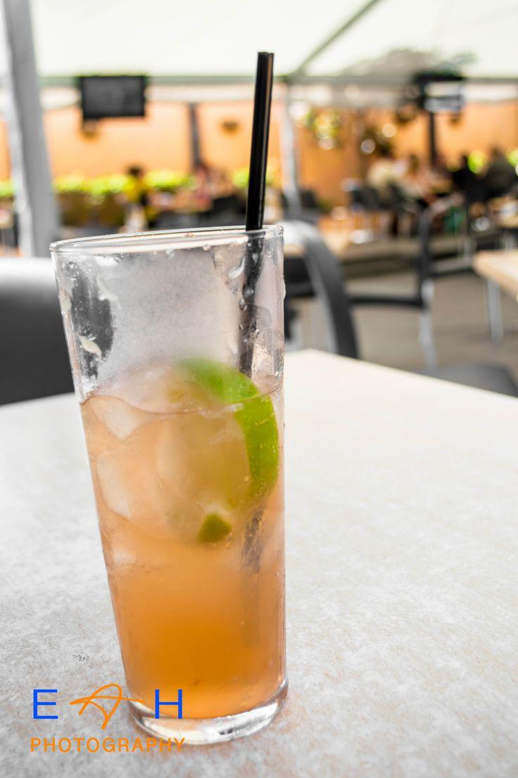 """""""Lemon & Lime"""" Deck Cafe Brisbane"""