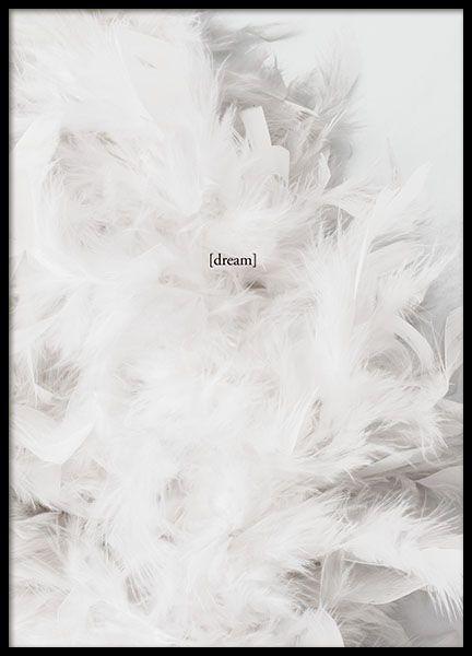 The Dream Poster i gruppen Posters / Topplistan hos Desenio AB (8550)