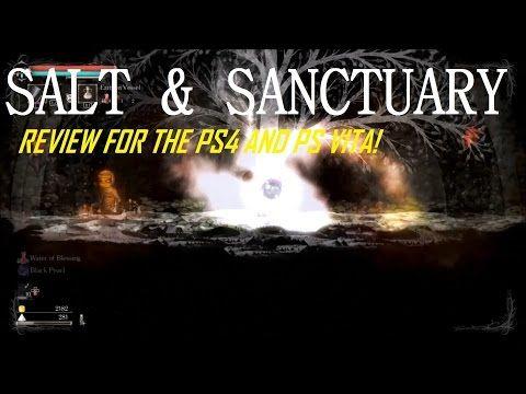 Salt and Sanctuary Review for PS4 and PS Vita - http://freetoplaymmorpgs.com/playstation-vita/salt-and-sanctuary-review-for-ps4-and-ps-vita