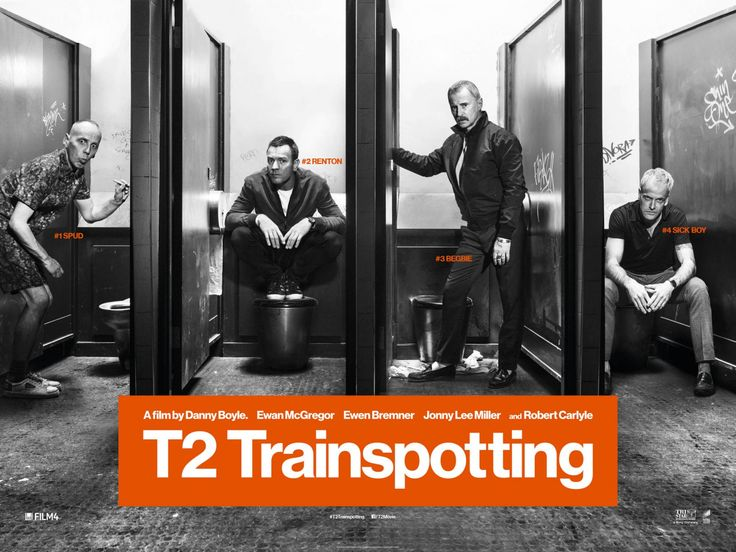 T2: Trainspotting A good old trip down memory lane. An enjoyable film but lacked direction a bit.