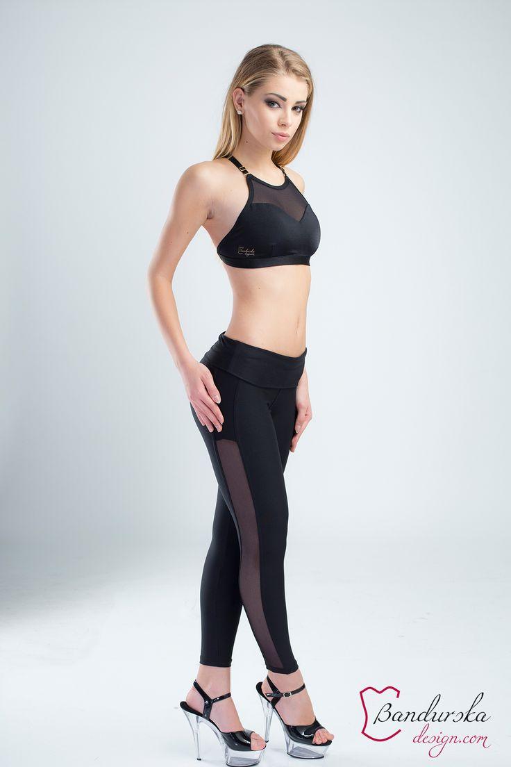 Bandurska design  www.bandurska-design.com #minimal #activewear #swimsuit #polewear #yogawear