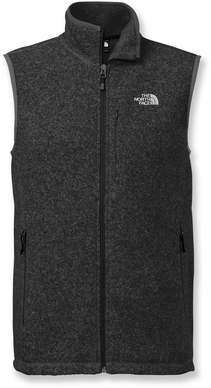 The North Face Gordon Lyons Fleece Vest - Men's   Large