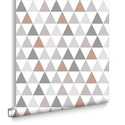 Tarek Copper Wallpaper