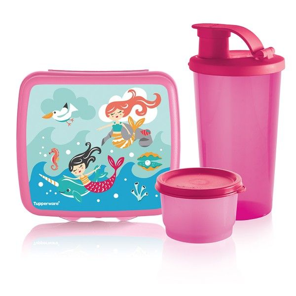 4a500f434d Merry Mermaids Lunch Set  Turn lunch in to a fintastic