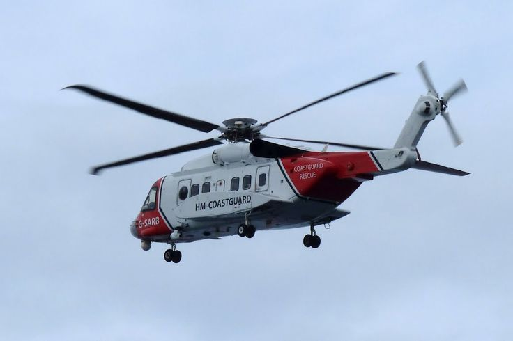HM (Her Majesty) Coastguard Rescue, Hebrides, Scotland, UK