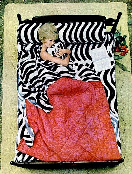 Vintage Marimekko Bedding