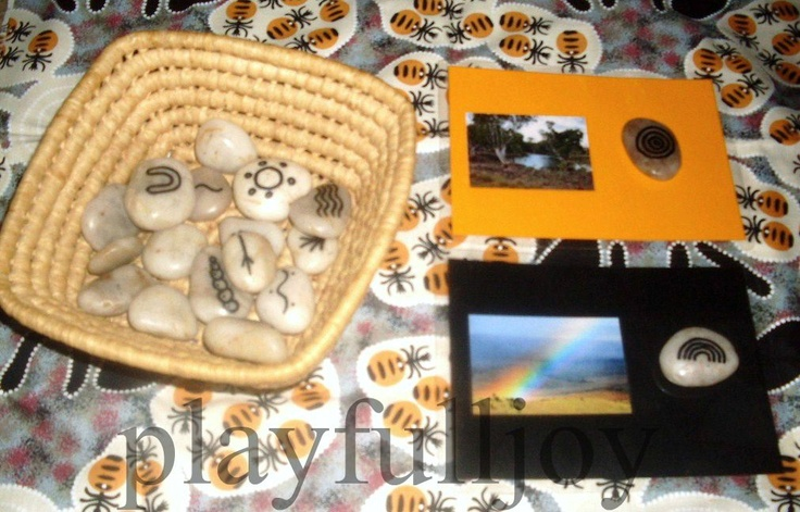 playfulljoy: Aboriginal Matching Game / Memory