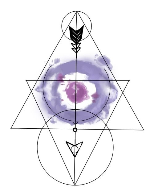 Tumblr - teawithturtle: possible Hawkeye tattoo design for northernlotus
