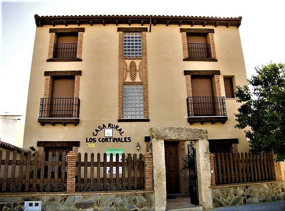Badajoz la zarza casa rural los cortinales 6 for Casa rural mansion terraplen seis