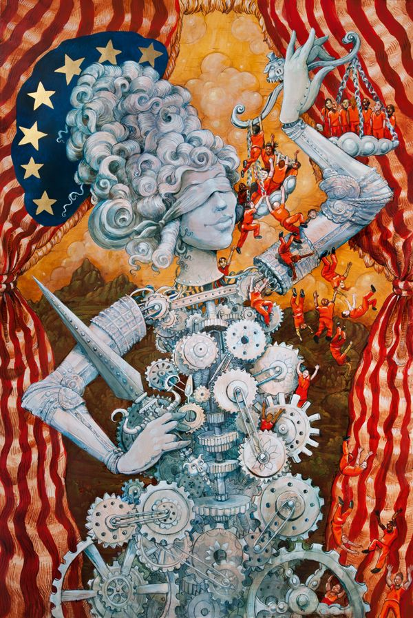 Molly Crabapple: The Best Path Is the One You Build Out of Your Own Dysfunction
