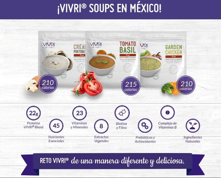 Vivri Soups