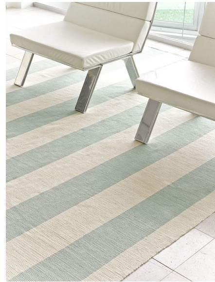 cool and calm rug.
